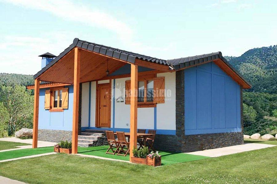 Construcción Casas, Obra Tradicional, Industrial