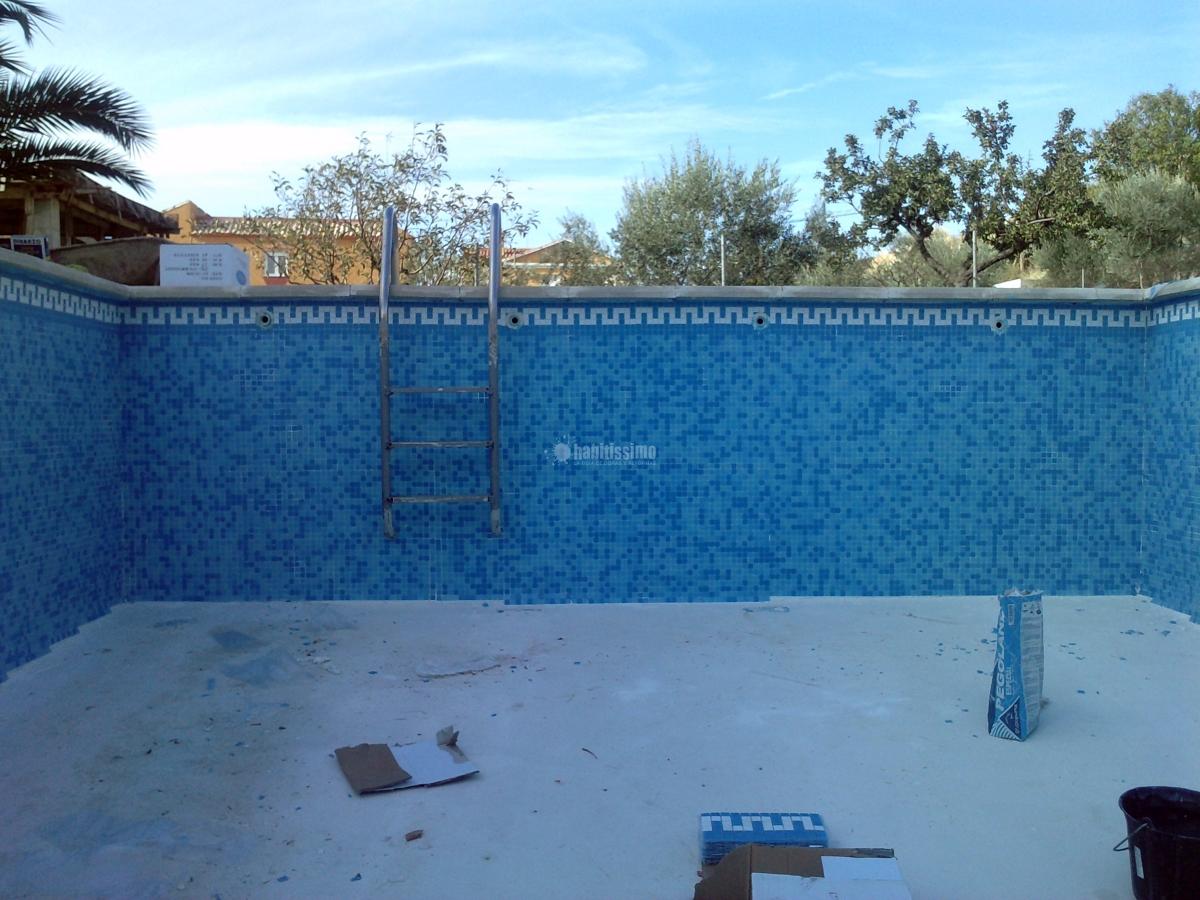 Foto decoradores mantenimiento reformas piscinas de - Decoradores en granada ...