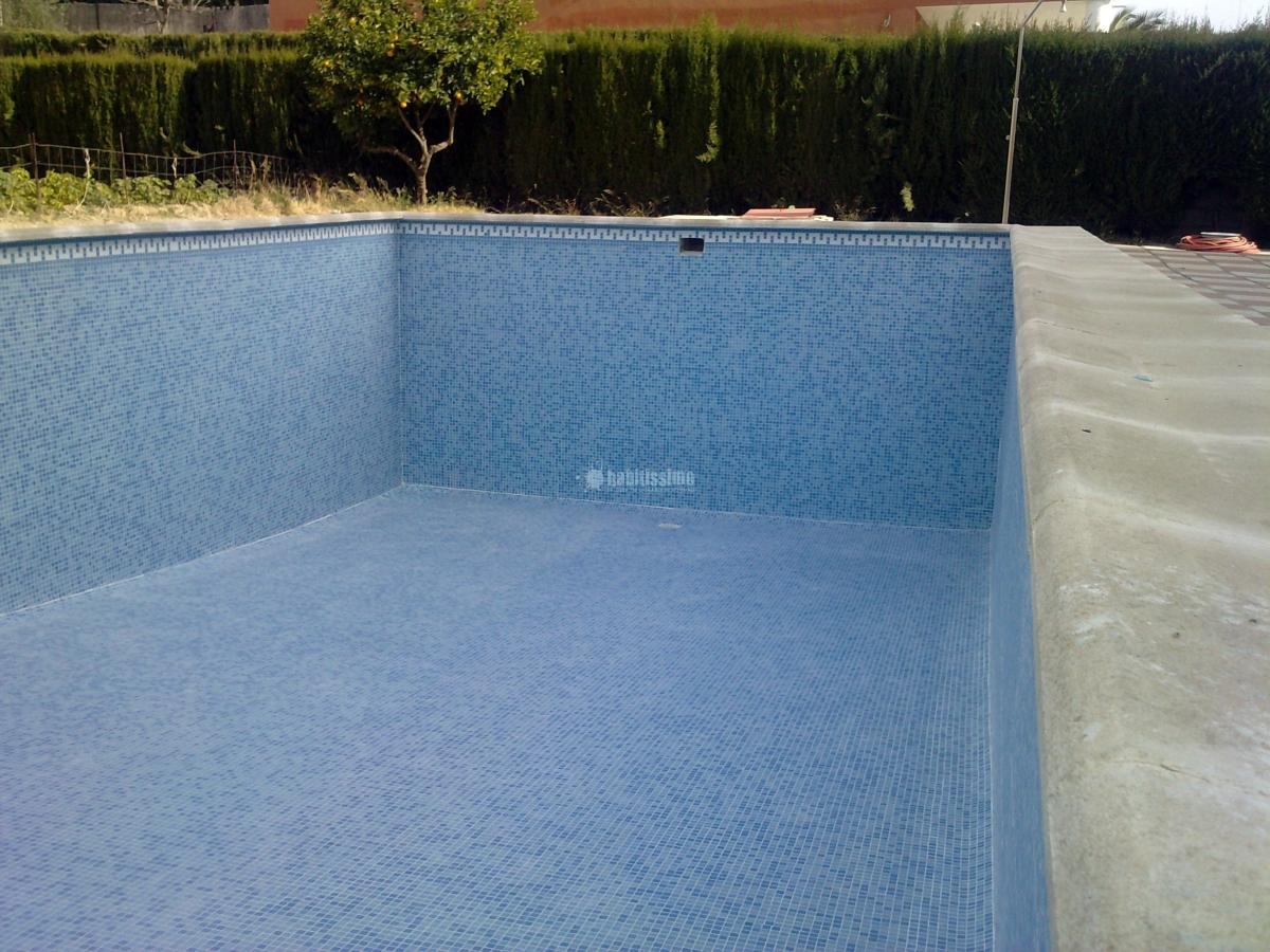 Foto decoradores reformas piscinas mantenimiento de - Decoradores en granada ...