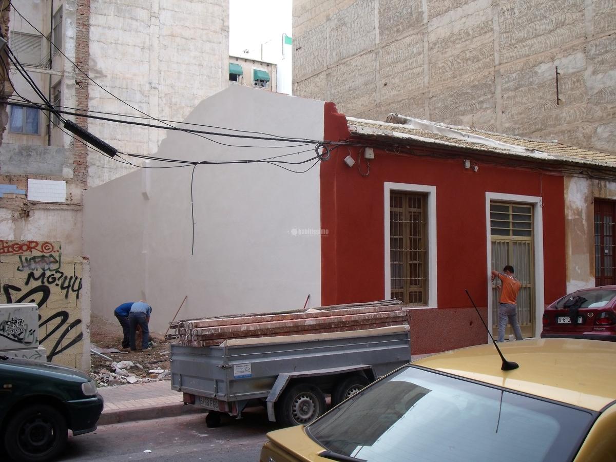 Construcción Edificios, Obras Menores, Reforma