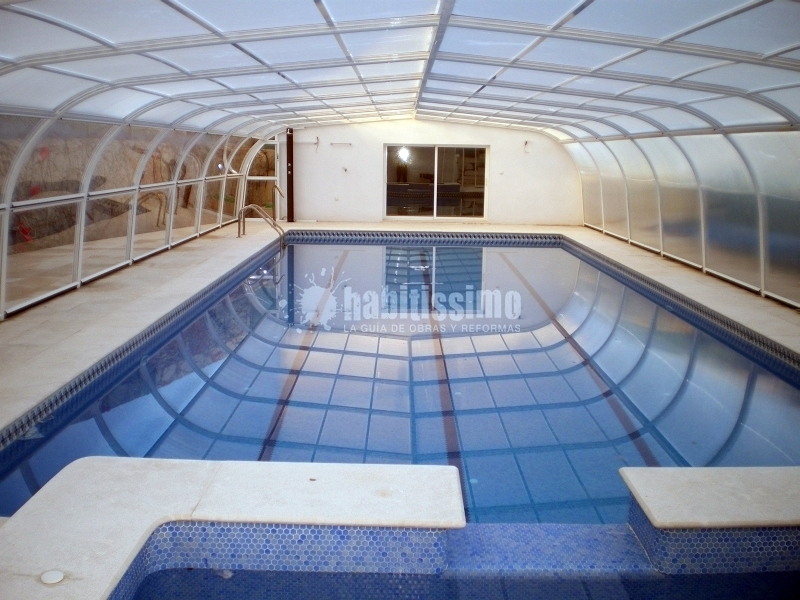 Cubierta para piscinas - Cubripiscinas