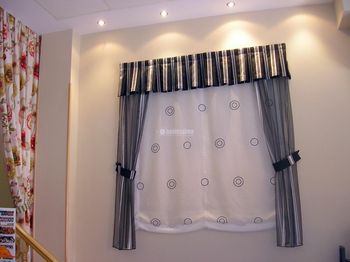 Foto cortinas panel japon s estores de cortinas le n 98157 habitissimo - Fotos panel japones ...