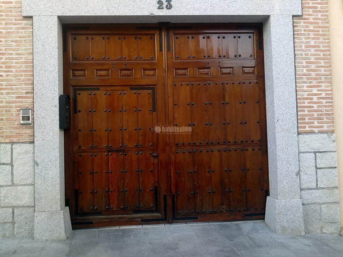 Foto carpinteros carpinter a madera muebles medida de artis tempus 98601 habitissimo - Carpintero tarragona ...