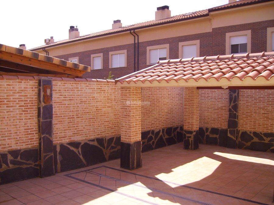 Foto construcci n de nave silo de jacc arquitecto - Pintores de viviendas ...