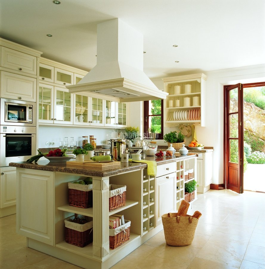 Foto muebles cocina electrodom sticos dise o cocinas de for Diseno muebles cocina