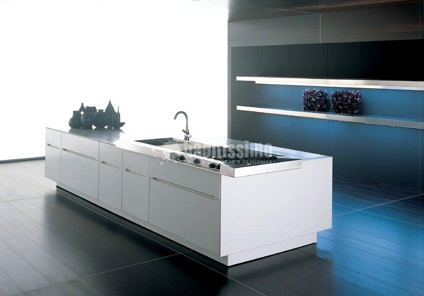 Foto muebles cocina dise o cocinas electrodom sticos de for Muebles de cocina zamora