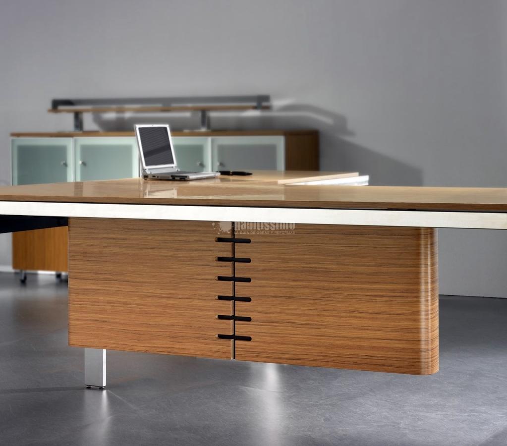 Foto reformas viviendas reformas cocinas muebles for Muebles de oficina ourense