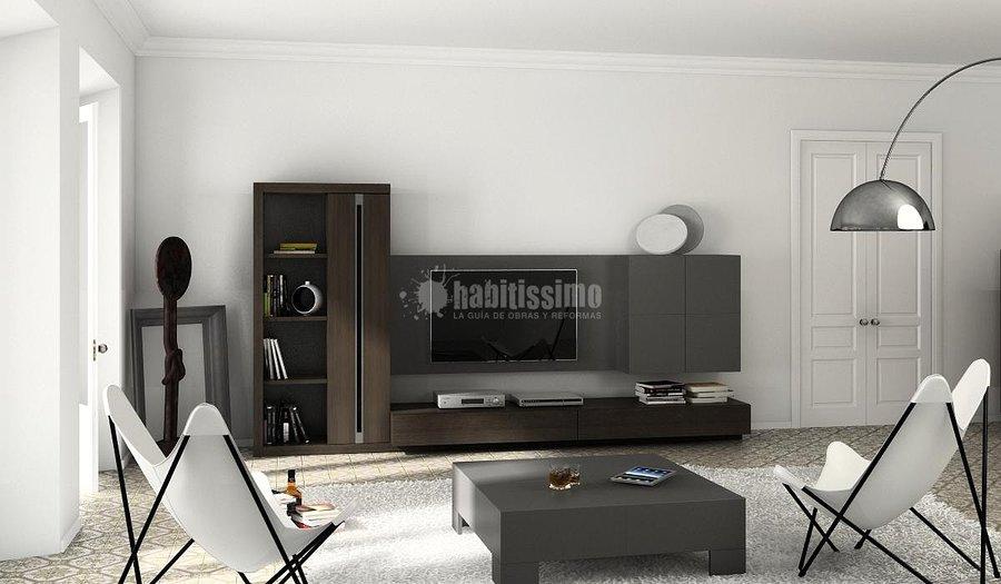 Foto muebles proyectos integrales mobiliario hogar de david moreno interiores 14184 - David moreno interiores ...