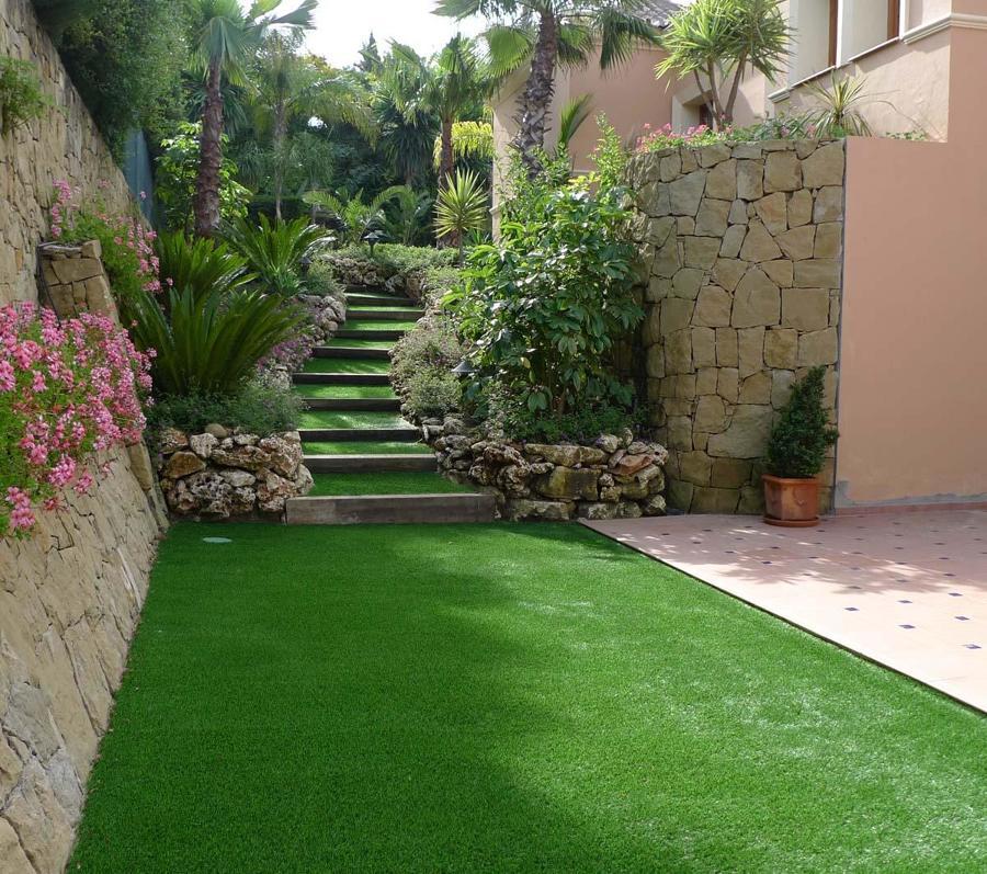 Mantenimiento jardín Boadilla del Monte