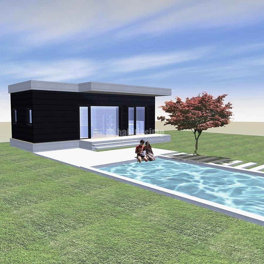 Casas prefabricadas madera casas modulares vizcaya - Casas prefabricadas vizcaya ...