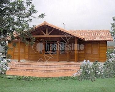Foto construcci n casas prefabricadas de casas de madera - Casas prefabricadas en zaragoza ...