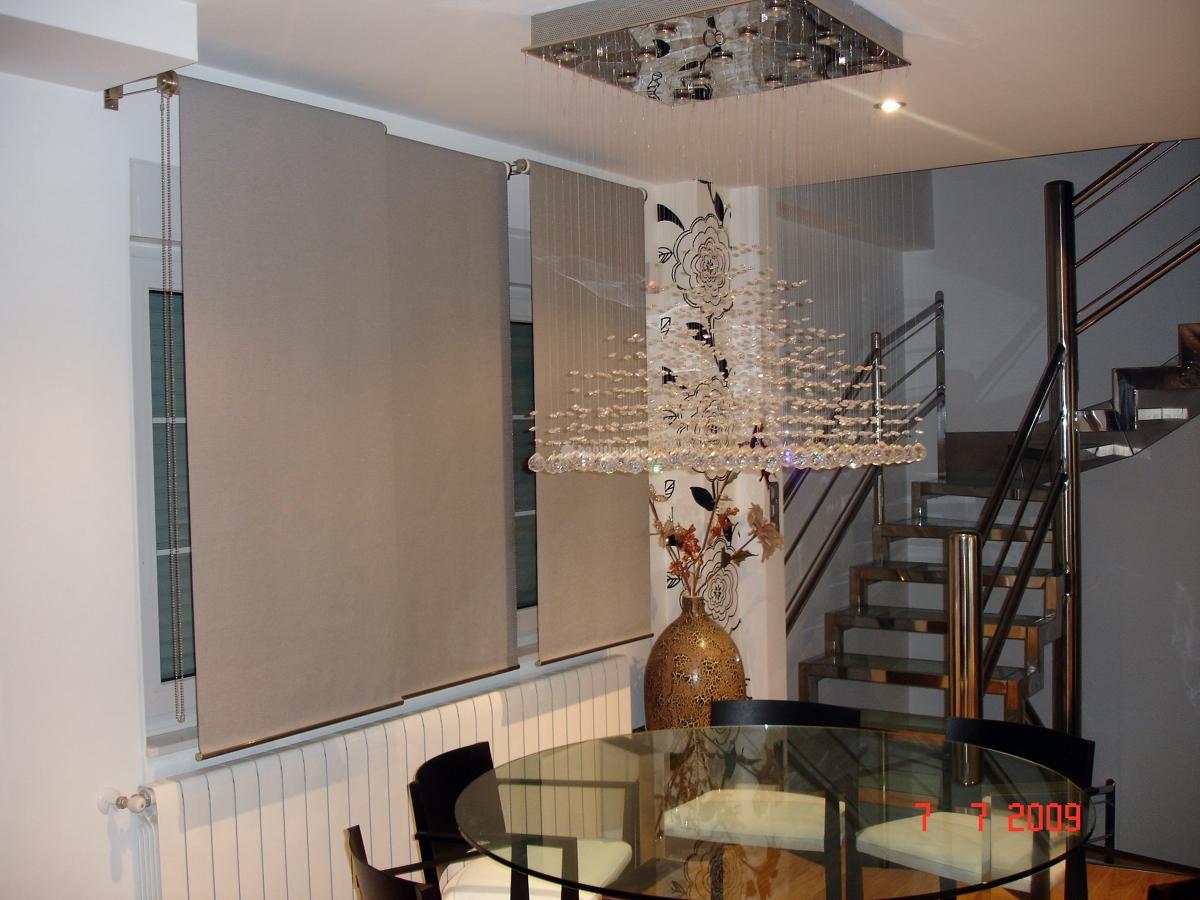 Foto cortinas tapiceros tiendas de cortinajes hortig n - Tapiceros en granada ...