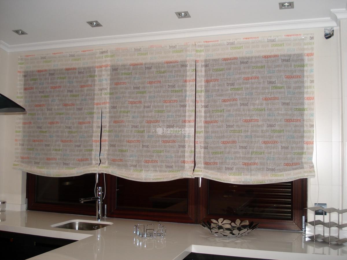 Foto estores paquettos de cortinajes hortig n 34027 - Fotos de estores ...