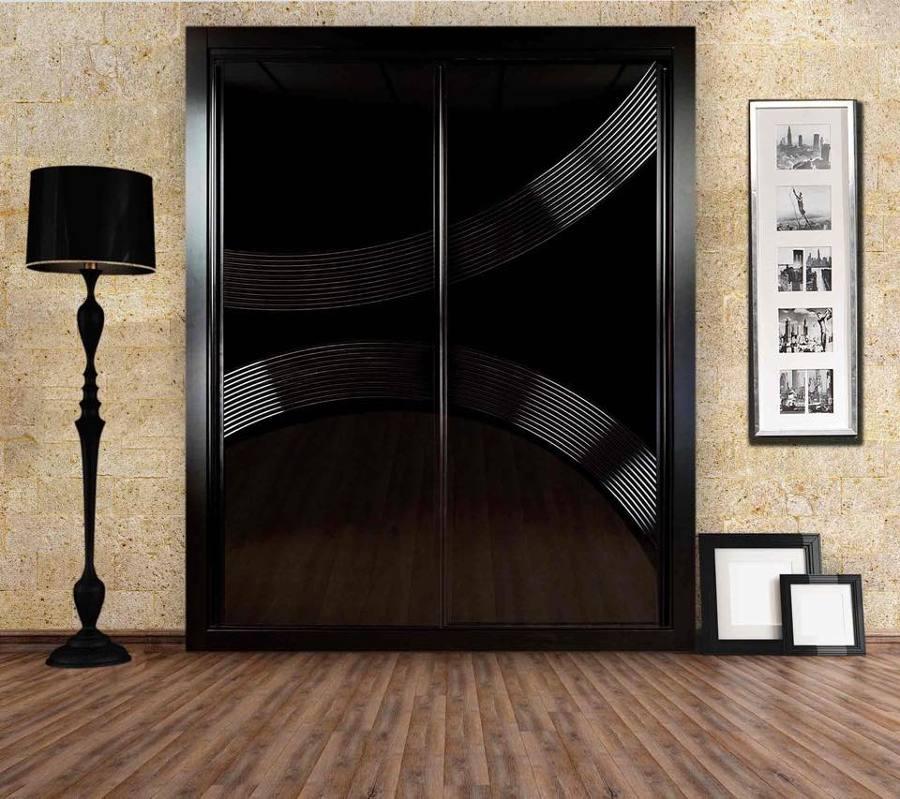 Frente de armario lacado
