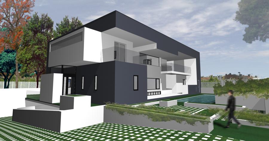 Foto unifamiliar aislada de estudio de arquitectura - Estudio arquitectura toledo ...