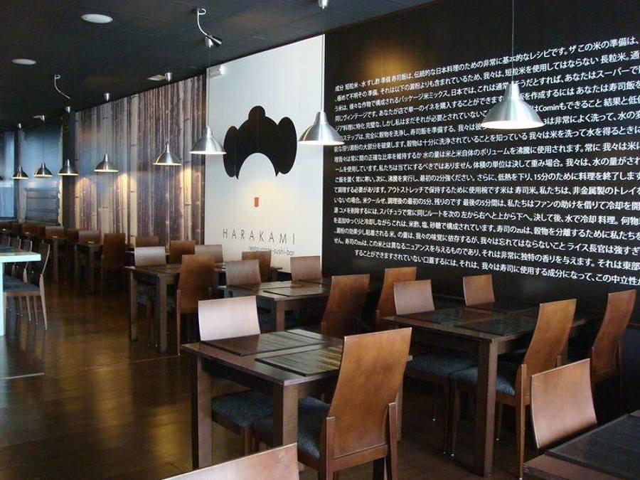 Fotomural decorativo para Restaurantes