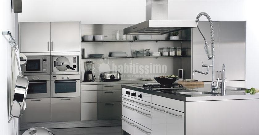 Foto muebles cocina muebles ba o decoraci n general de - Cocinas santos ourense ...