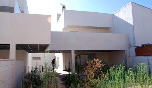 Foto 12 viviendas sostenibles en illescas toledo de - Estudio arquitectura toledo ...