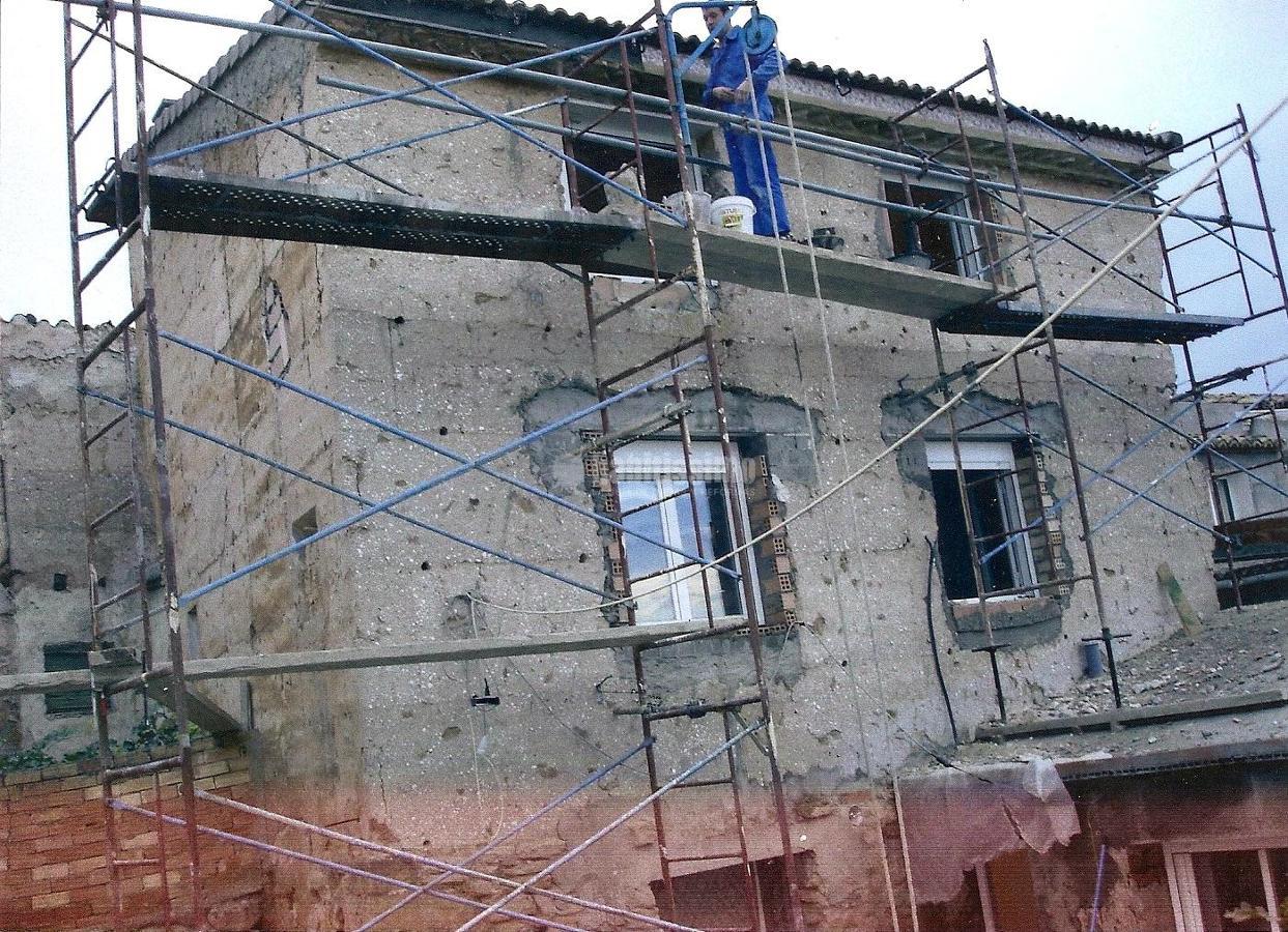 Reformas Viviendas, Construcciones Reformas, Impermeabilización
