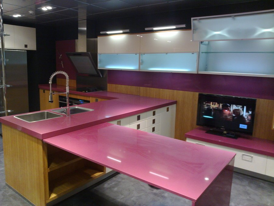 Cocina de Exposicion en prestigioso centro comercial
