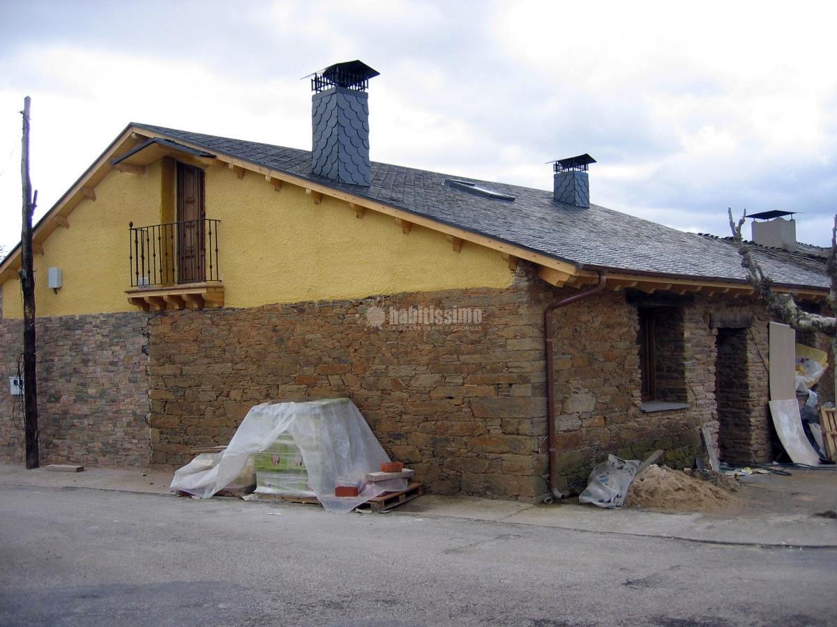 Foto construcci n casas construcciones reformas constructores de arespa 30876 habitissimo - Constructores de casas ...