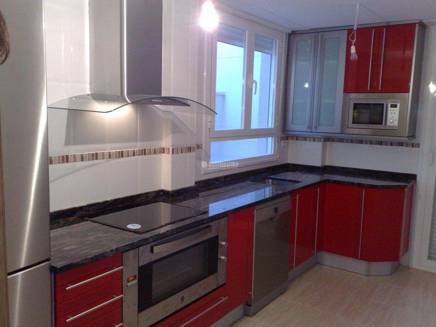 Foto reformas viviendas construcciones reformas cocinas - Reformas cocinas y banos ...