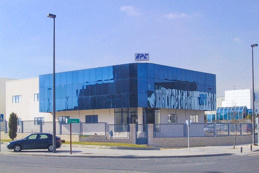 Construcción de Estudios en la Ciudad de la Imagen