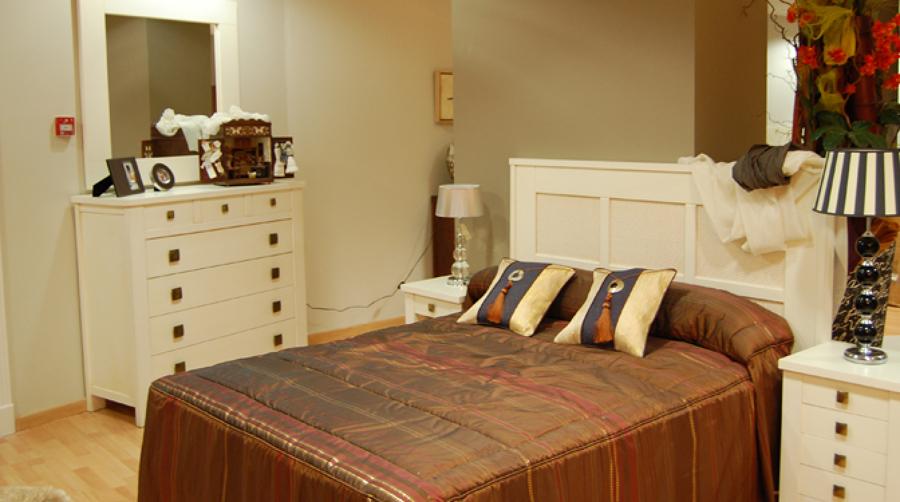 Nuestro Showroom, zona dormitorio