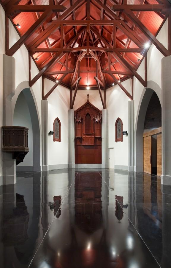 Rehabilitación Iglesia San Esteban de Pravia
