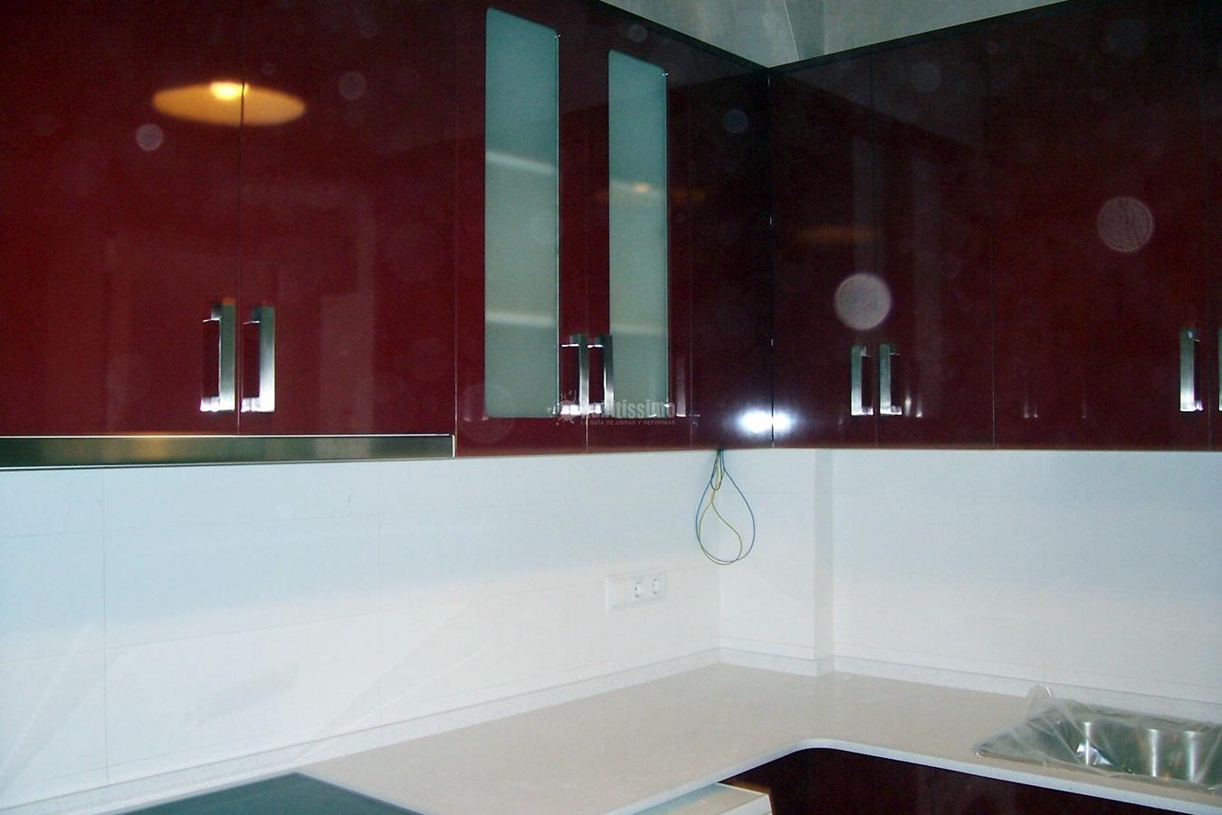 Foto: Muebles Cocina, Fabricantes Cocinas, Puertas Interiorismo de ...