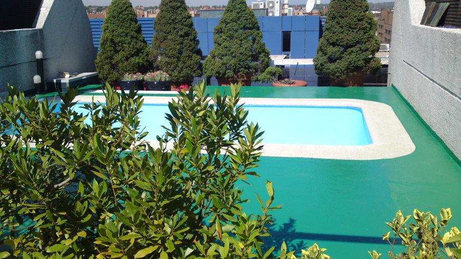 Foto reparacion de piscinas de instalaciones y servicios for Reparacion piscinas
