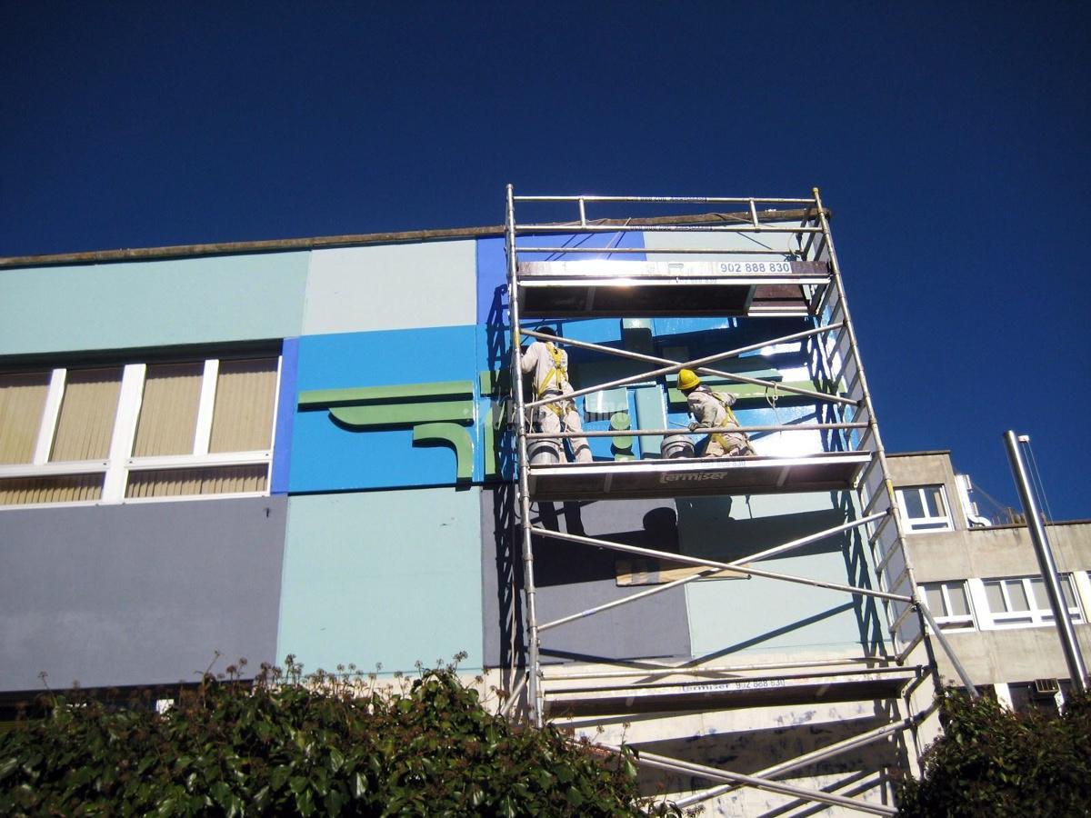 Foto pintores decoradores reforma de spiral servicios 58743 habitissimo - Pintores y decoradores ...