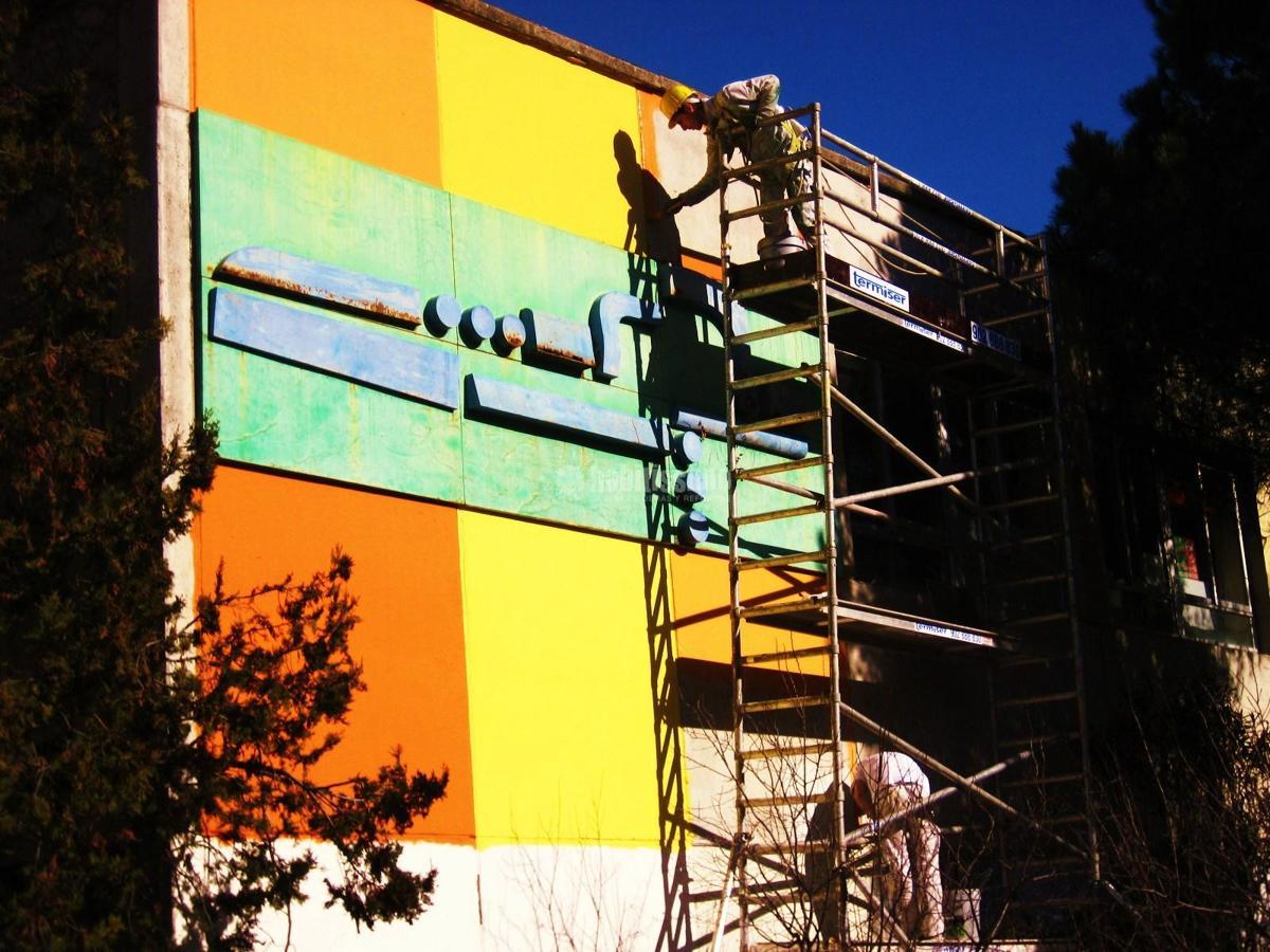 Foto pintores revestimientos decoradores de spiral servicios 58748 habitissimo - Pintores y decoradores ...