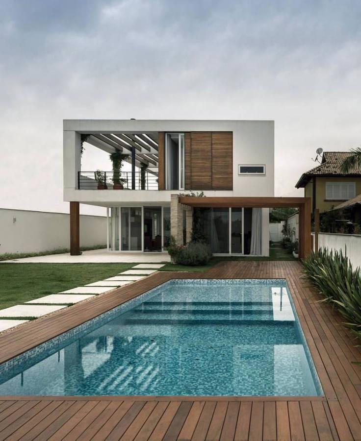 casa forma minimalista javea