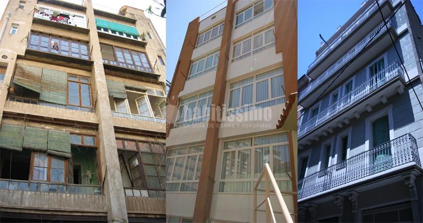 Construcción Casas, Constructores, Rehabilitación Fachadas