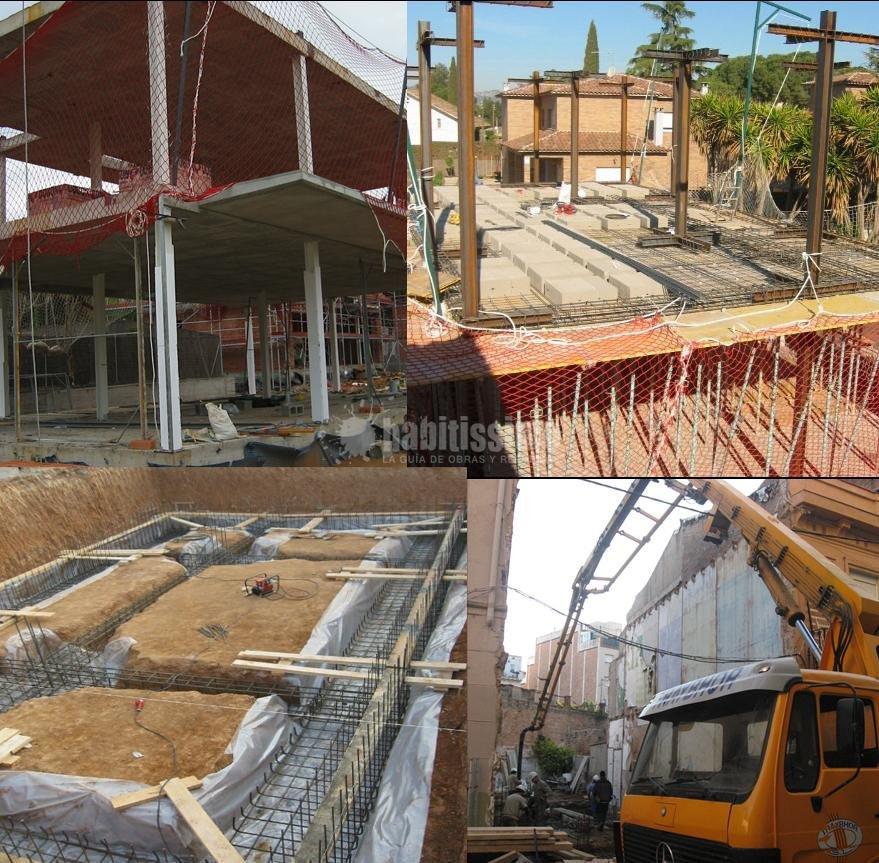 Construcción Casas, Construcción Edificios, Rehabilitación Edificios