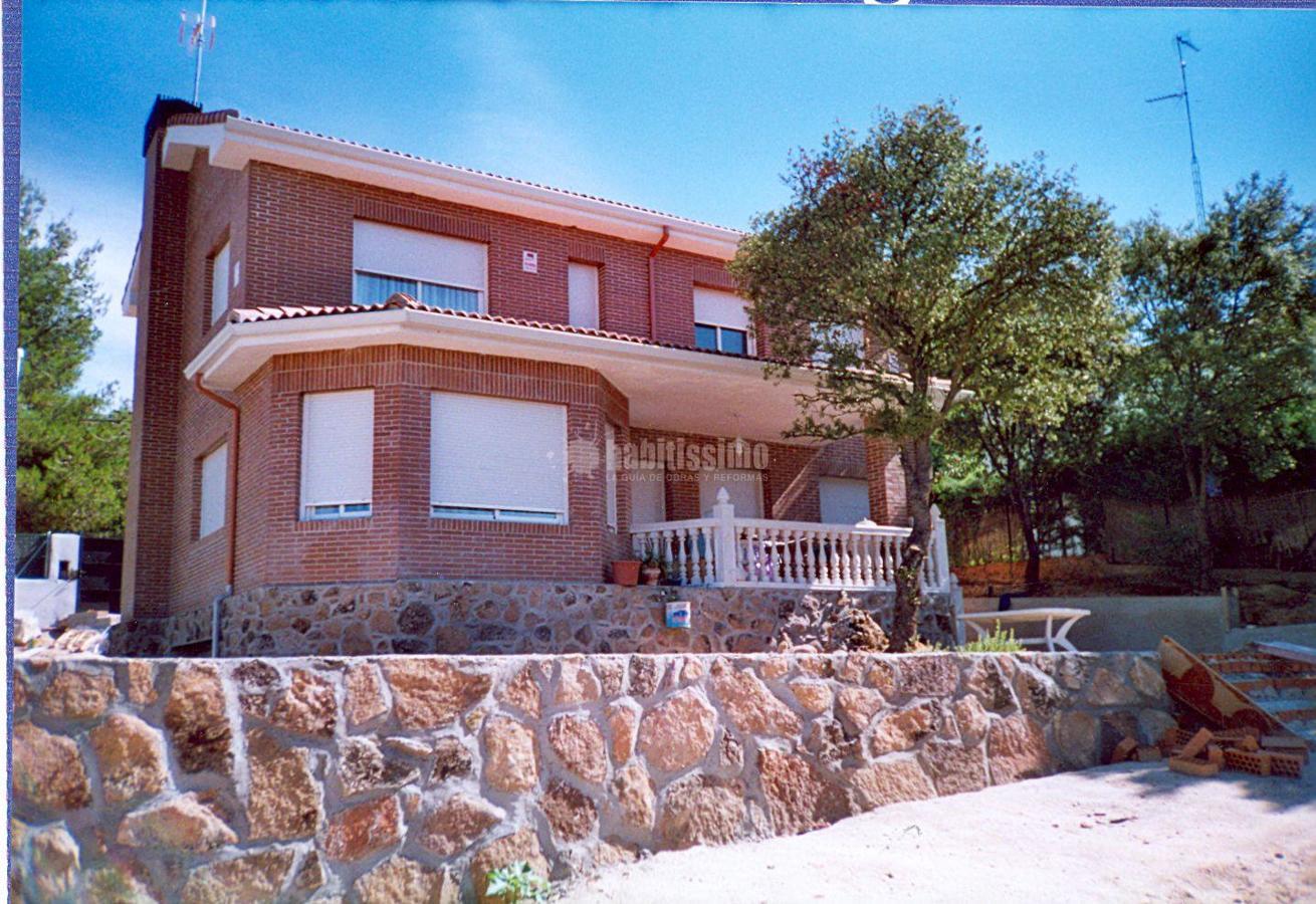 Construcción Casas, Domótica, Carpintería Aluminio