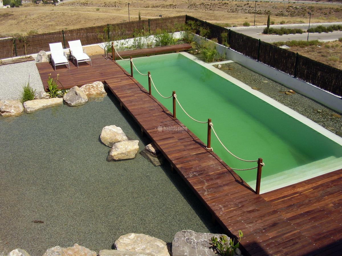Foto construcci n piscinas jardineros decoraci n de for Decoracion construccion