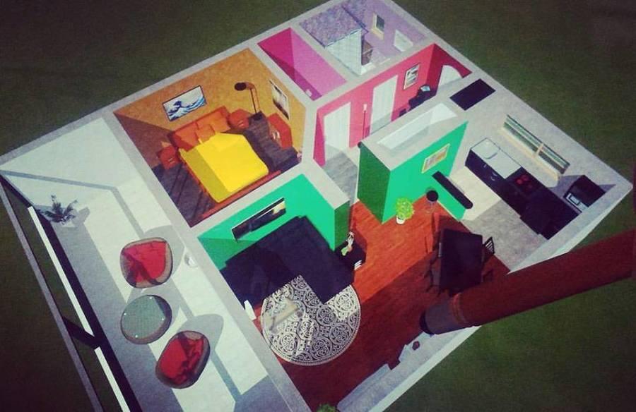 3d reforma piso