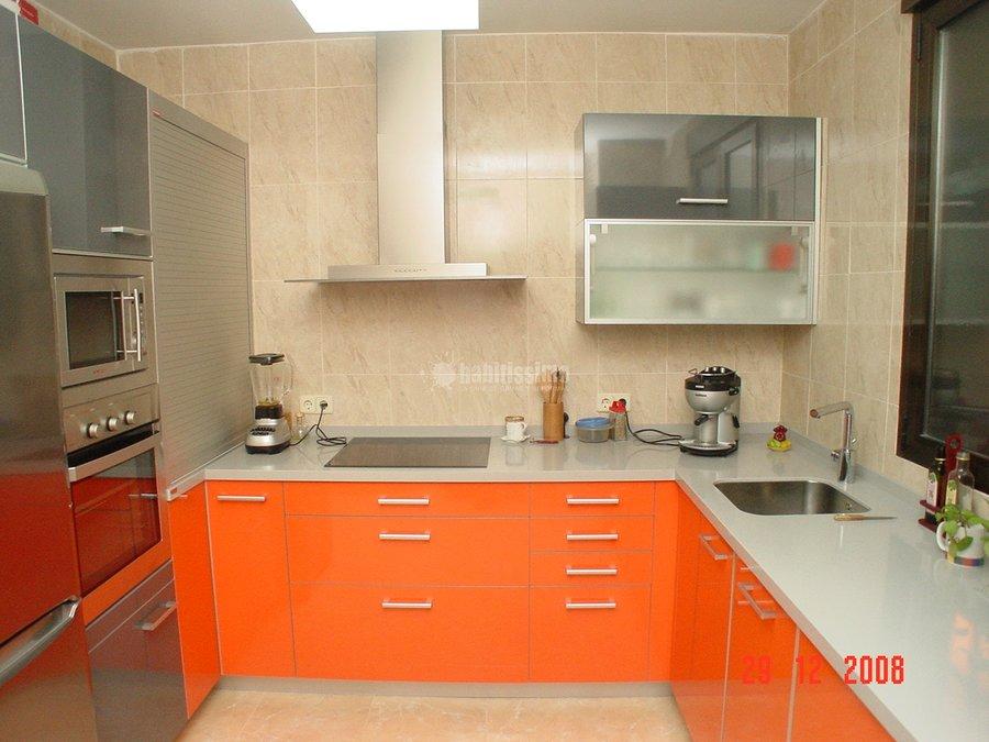 Foto muebles cocina art culos decoraci n cocinas dise o for Cocinas en humanes de madrid
