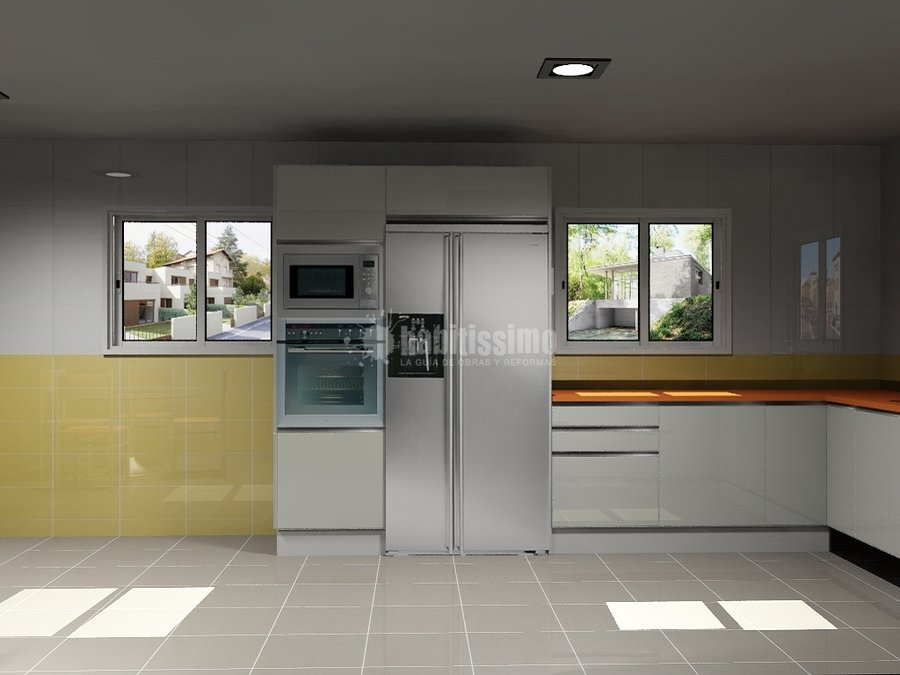 Foto muebles cocina decoraci n electrodom sticos de for Cocinas en humanes de madrid