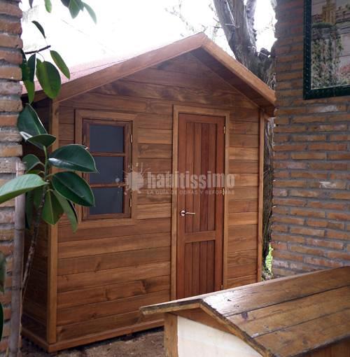 Foto casetas de jard n muebles jard n p rgolas for Articulos decoracion jardin