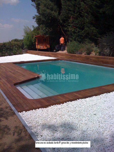 Foto construcci n piscinas reformas piscinas for Piscinas de granollers