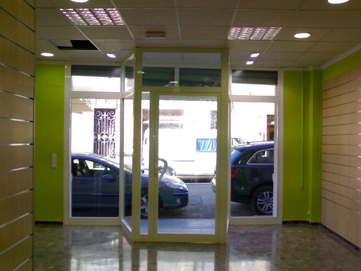 Foto carpinter a aluminio mamparas oficina mamparas for Carpinteria aluminio