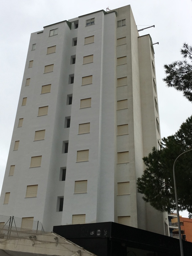 Imper fachada