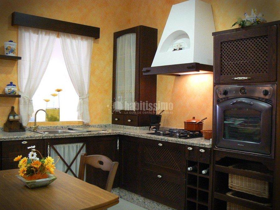 Foto muebles cocina art culos decoraci n reformas ba os for Articulos decoracion banos