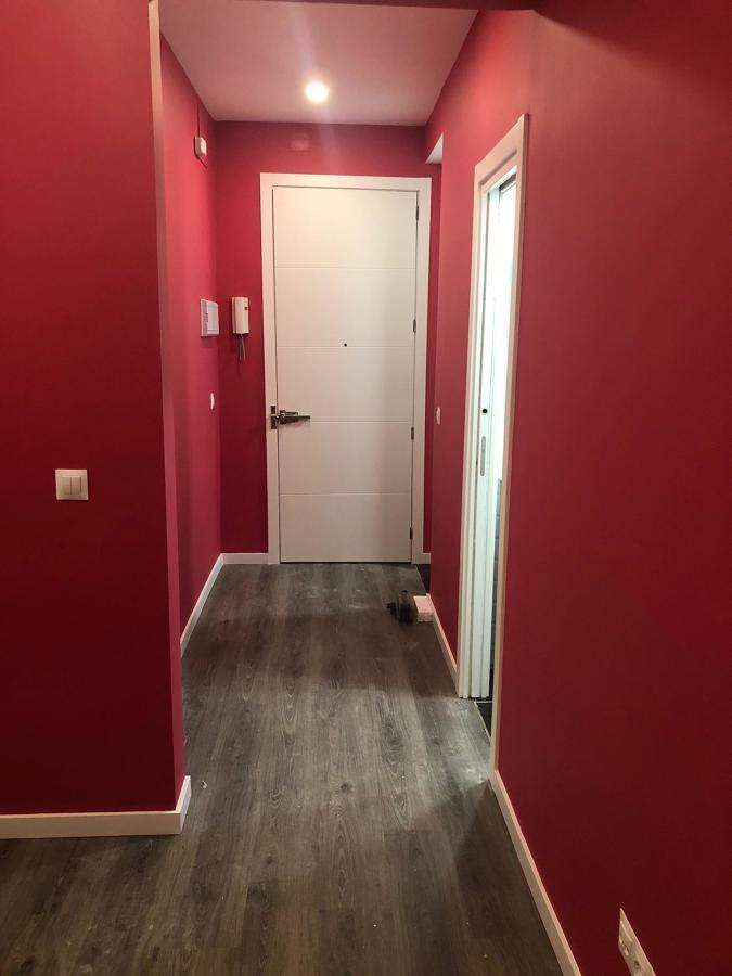 Reforma completa de apartamento