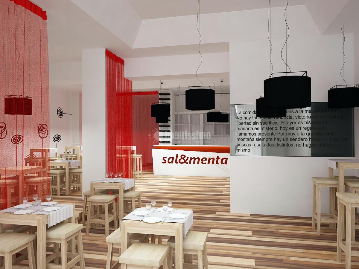 Reformas Locales Comerciales, Interiorismo Arquitectura, Decoradores