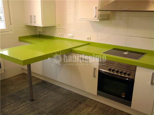 Foto muebles cocina armarios decoraci n de dacal for Muebles de cocina zamora