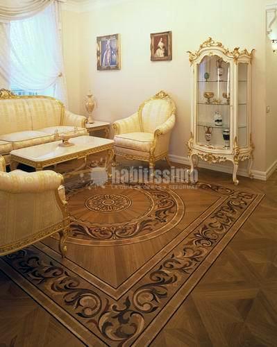 Foto decoradores t cnicos rosetones medallones cenefas - Decoradores en toledo ...
